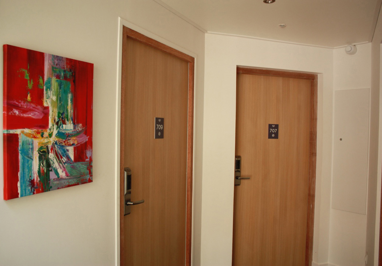 Chambres d 39 h tel paris chambres l 39 h tel le dauphin for Chambre communicante