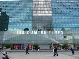 Centre commercial des 4 temps