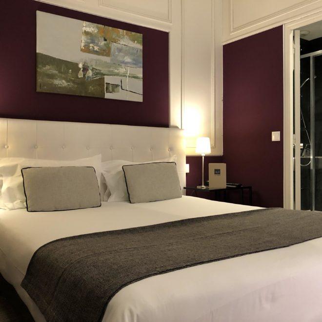 chambre classique hotel le dauphin