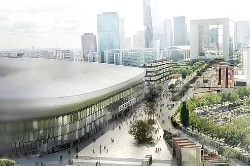U Arena Paris La Défense