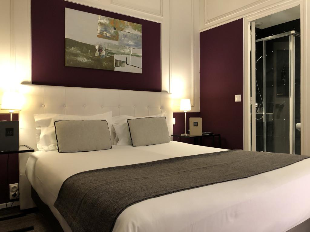 Chambres Classiques Hotel Le Dauphin